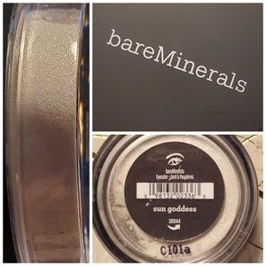 Bareminerals eyeshadow eye color in.Sun Goddess